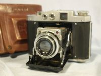 '    1946 Mamiya 6 Version III Cased -RARE- ' Mamiya 6 Version III Vintage Folding 6X6 Rangefinder  Camera c/w Towa Neocon Lens -NICE-RARE- £99.99